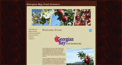 Preview of georgianbayfruitgrowers.org